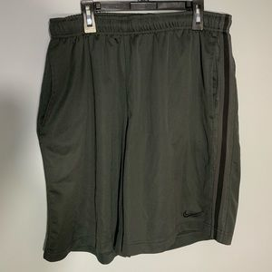 Dark Gray Nike Athletic Shorts